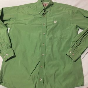 Various men's Cinch shirts